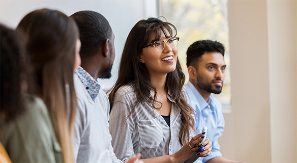 Cursussen voor studenten en volwassenen